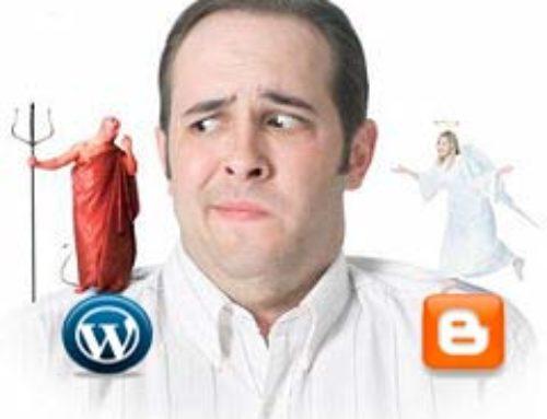 Что лучше для блога? Знаменитый WordPress или Именитый Blogger?