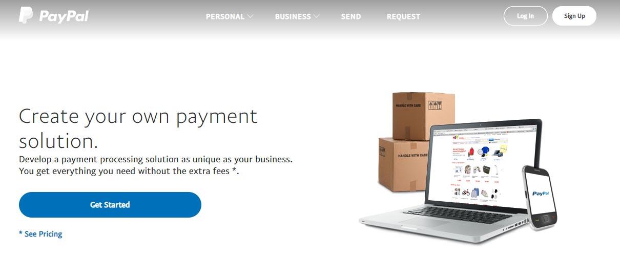 Шлюз PayPal